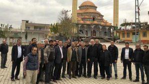 CHP Adayı Hatunoğlu, seçim gezilerinde: