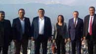 CHP Heyeti Ankara'ya döndü