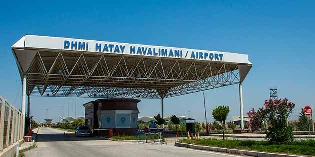 Hatay Havalimanı adı değişiyor