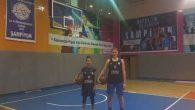 İdal ve Gamze, FIBA Yolunda