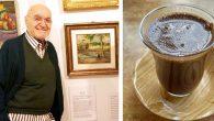 Hıncal Uluç'un kahve keyfi…