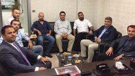 Hatayspor'a HAGİAD Yönetimi ziyareti
