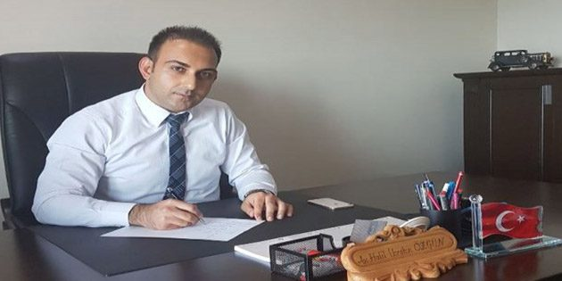 CHP İl Başkanı Özgün: