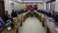 Hatay'daki 15 İlçe Milli Eğitim Müdürü toplandı