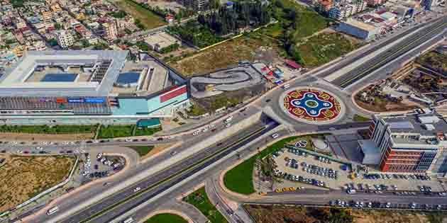 İskenderun'daki trafik sirkülasyon karmaşası: