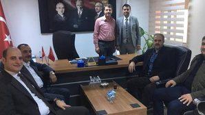 Hatay'da CHP-İYİ Parti Diyaloğu