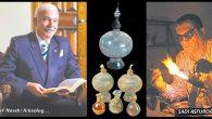 Nefesi ile cama hayat veren usta: Diş Hekimi Şadi Asfuroğlu…