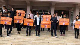 Kadına Şiddete Protesto…