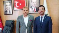 AKP'nin yeni Hatay İl Başkanı