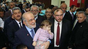 Saadet Lideri Hatay'da konuştu: