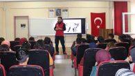 Karlısu SBL'de öğrenciler için yararlı seminer: