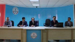 Kore Büyükelçisi Hatay'a geldi