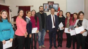 Samandağ Belediyesi Girişimci Eğitimi sonu: