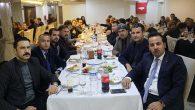 Antakya'da okul müdürleri yemekte buluştu