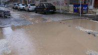 Sokaklar Göle Döndü