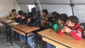 Savaş mağduru çocuklara  psikososyal destek …