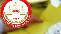 YSK'nın basın-yayın ilkeleri kararı…