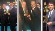 Hatay'dan 3 başkana