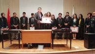 İskenderun'da 8 Avukat aynı törende