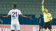 Nimaga'ya 2 maç ceza