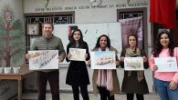 Defneli 4 Karikatürist, Uluslararası Yarışmada Finalde