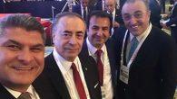 Galatasaray ve Hatayspor Başkanları