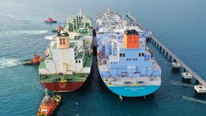 Gemiden gemiye doğal gaz transferi …