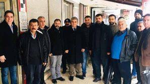 Harbiye'de kapanan işyerleri yeniden açıldı