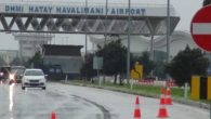 Havalimanı yolunda özel araçlara yasak