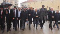 Belen'de Gül'e AKP Desteği