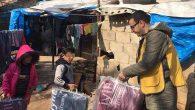 İyilikder Desteği Yoksul Suriyeli'lere