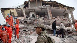 İzmir'deki deprem…