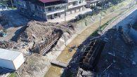 Büyükşehir'den 2 küçük köprü…