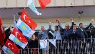 Millet İttifakı Gövde Gösterisi Kırıkhan'da