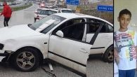 Samandağ yolunda kaza: