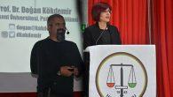 Prof. Dr. Kökdemir'in Sunumu  Avukatlara