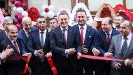 İstanbul'da HDF açılışı yapıldı