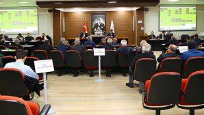 HBB Meclisi, Dolar Başkanlığında toplandı