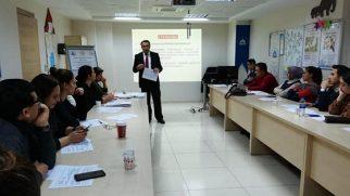 Sağlıkçılara PCM Eğitimi