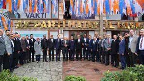 AKP'de 7 İlçe Başkanlığında: