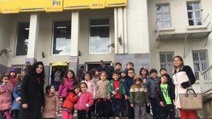 Sınav Koleji Minikleri PTT'de