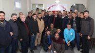 Reyhanlı'da aşiretler  CHP'ye sıcak