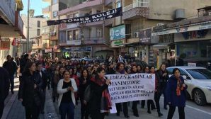 Samandağ'da kadınlar haykırdı:
