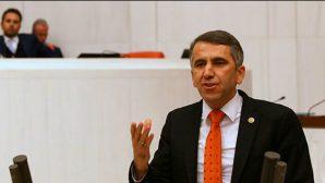 CHP'li Vekil Serkan Topal, TBMM'de konuştu: