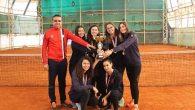 TED'li tenisçiler Hatay Şampiyonu
