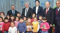 Vali Doğan, Boynuyoğun Suriyeliler Kampında