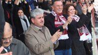 Vali Doğan'dan Hatayspor'a kutlama