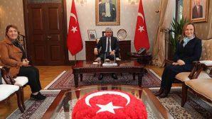 YÖK üyesi Prof. Dr. Alkan Hatay'da