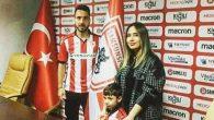 Yılmaz Samsunspor'a İmza Attı