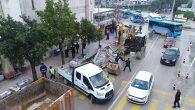 Hatay Büyükşehir Belediyesi çalışmaları dolayısıyla: